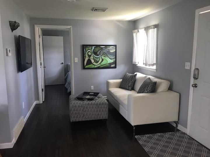 2 Bedroom modern single family home.