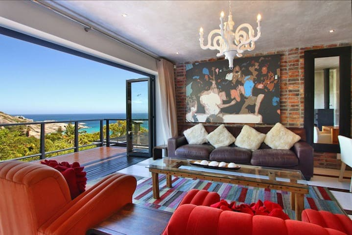 Amazing views in beach house - Kaapstad - Villa