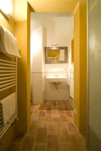 bagno camera Lavanda