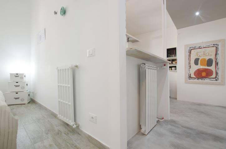 GORGEOUS NEW STUDIO APT - Rzym - Apartament