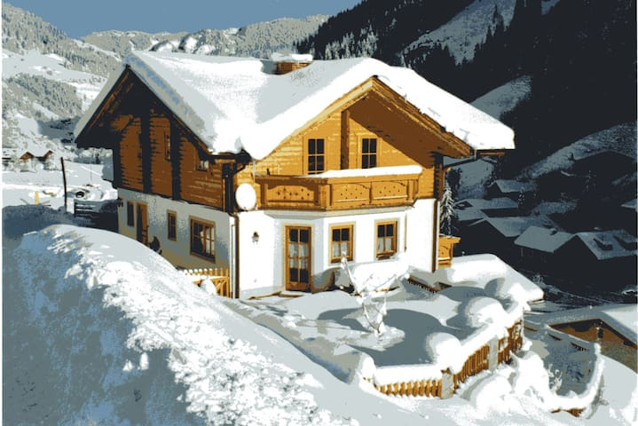 Ferienwohnungen Seer Christine - Grossarl - House