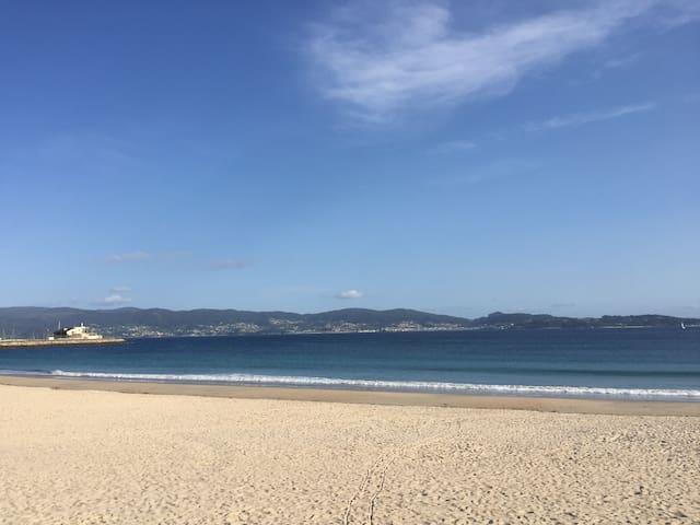 Excelente en Sanxenxo, Playa Silgar - Sanxenxo
