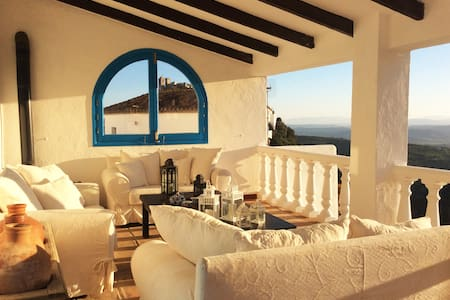 Beautiful Andalusian house in Casares