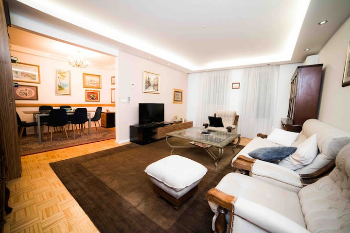 Big Apartment with excellent location in Sarajevo