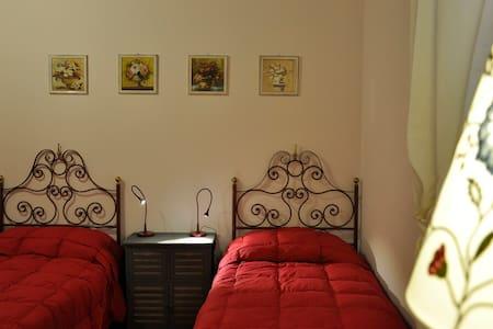 doppia letti singoli ladarsenabb - Bed & Breakfast