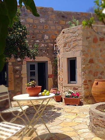 Dimitris's Lux 1880's Stone House