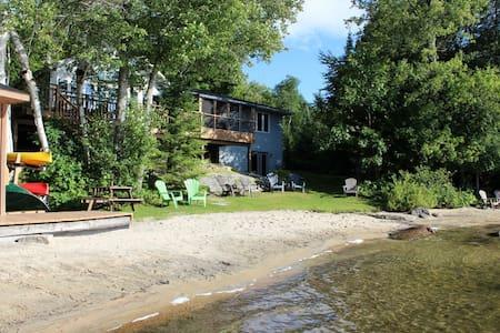 Halls Lake Cottage - Algonquin Highlands - Kisház