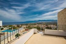 Villa Abbie,Panoramic sea views