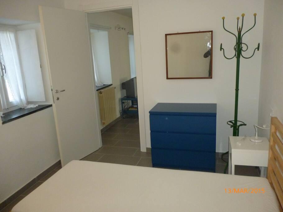 camera 1 con letti singoli