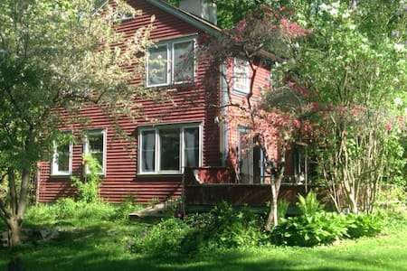 Comfortable Country Farm House - West Stockbridge