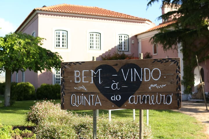 Bed&Breakfast at an Organic Farm - Mafra - Bed & Breakfast
