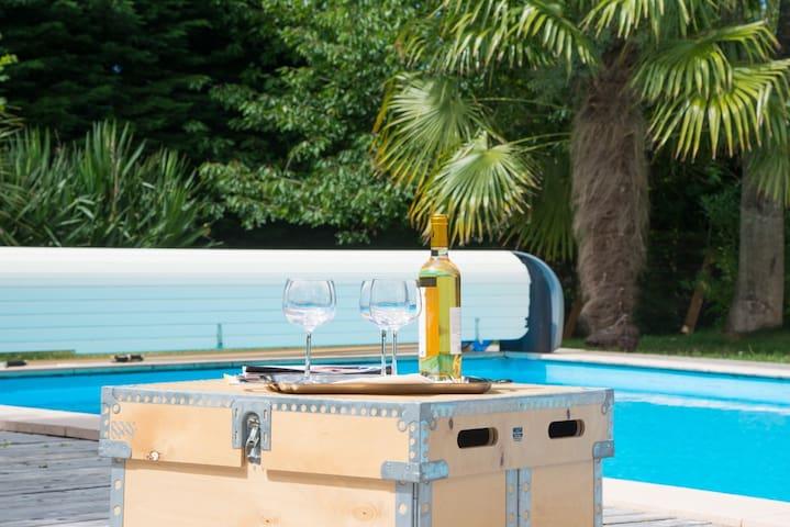 Les Sables d'Olonne grande piscine