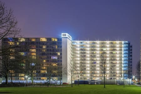 Nice appartement across the macdonalds
