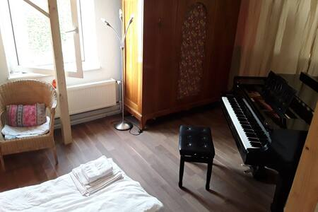 Charmantes Zimmer in Musikschule