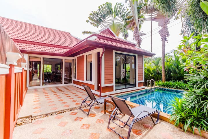 1 bedroom pool villa with Garden view in Thalang - Pa Klok - Willa