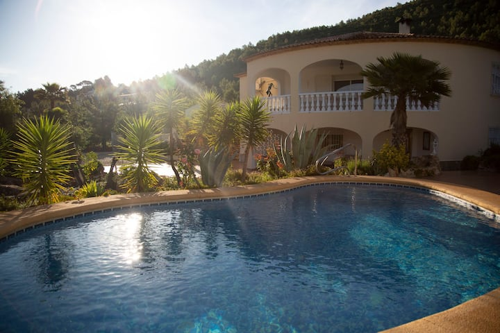 Sueño Grande Almendra, large two bedroomed suite