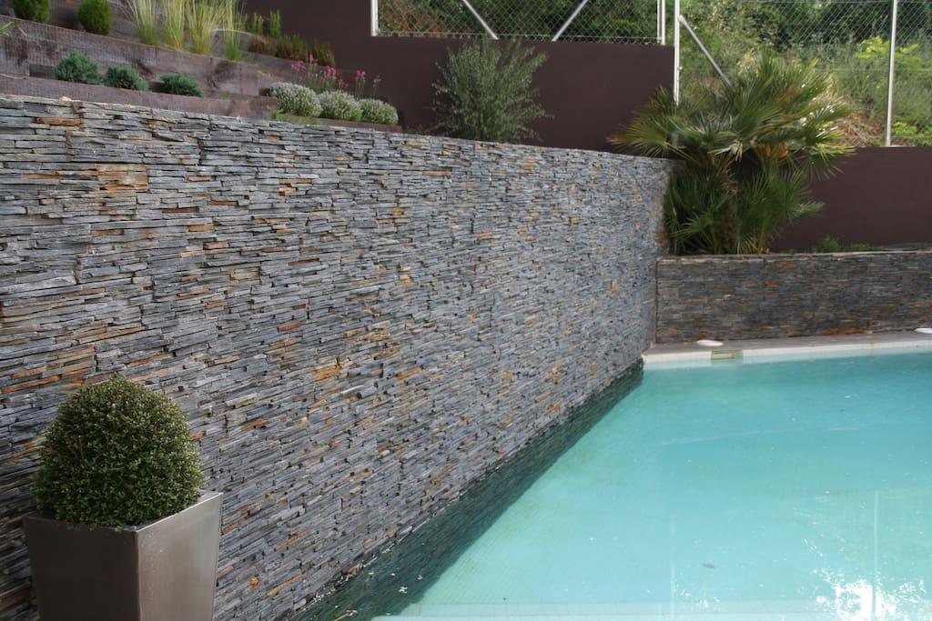 Maison avec piscine barcelone houses for rent in sant - Piscines sant cugat ...