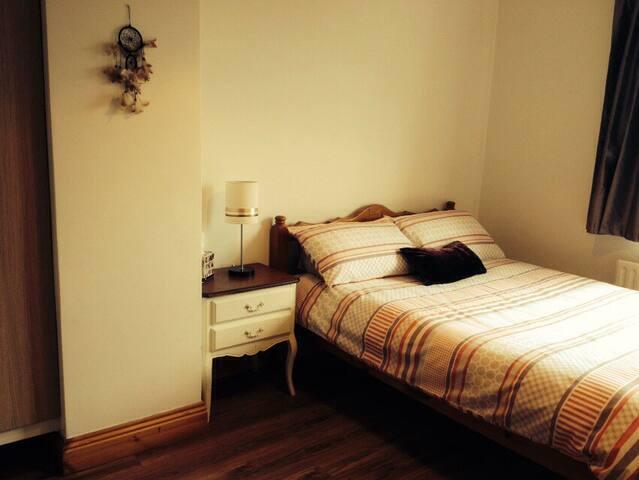 Comfortable Double room.