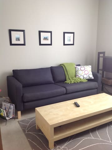 Downtown Charlottetown - Charlottetown - Appartement