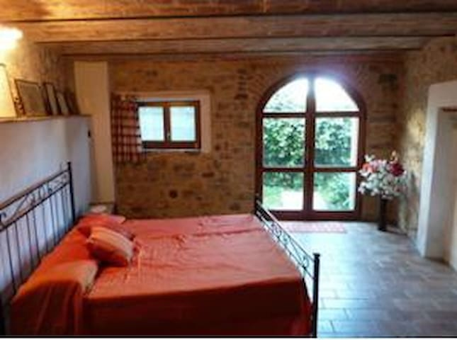 casa di campagna lunigiana toscana - Orturano - House