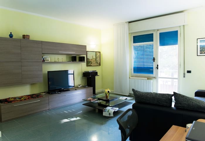 bella e tranquilla e molto conforte - Spoleto - Appartement