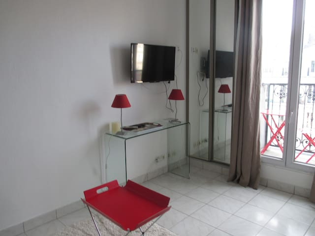Studio of 14 m2 Paris 5th district - Paris - Apartemen