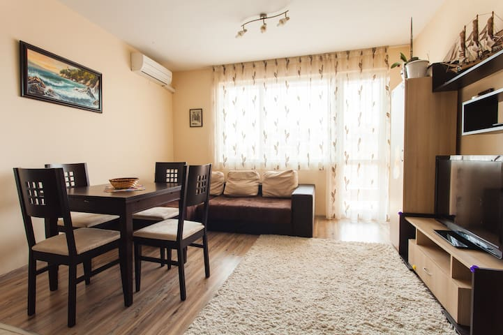 Vlaykov apartment - Varna - Apartment
