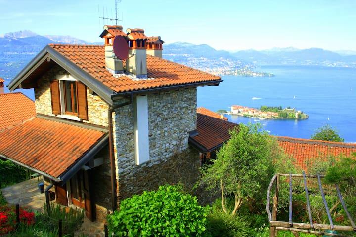 Amazing house with stunning views - Stresa - Vila
