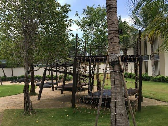 Full of outdoor activities for kid