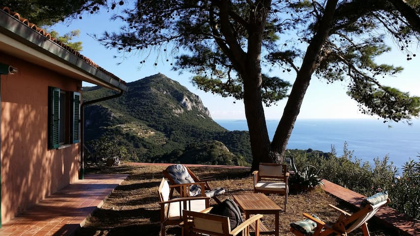 Villino unifamiliare riservato - Cala Piccola