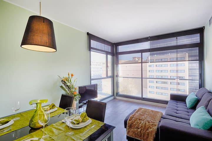 2 bedroom apartment with terrace - Barcellona - Appartamento