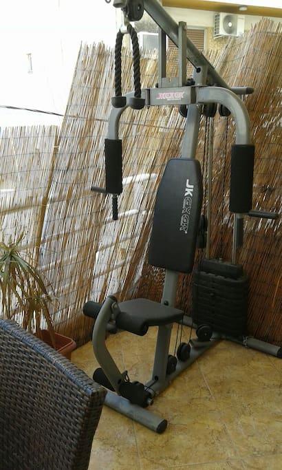 Let's do some gym