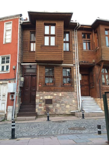 Chambre d'hote  a İstanbul