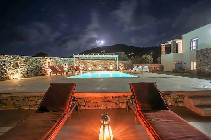 Kea Villa Thea @ Greek Aegean - Kea - วิลล่า