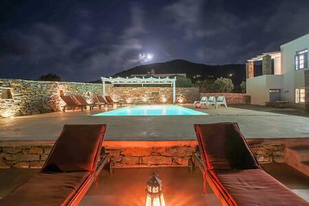 Kea Villa Thea @ Greek Aegean - Kea - 別墅