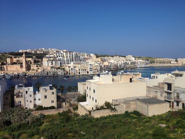 New Duplex Penthouse - Wied il-Għajn