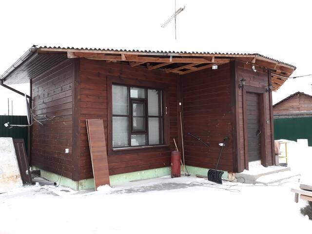 Гостевой домик-шале