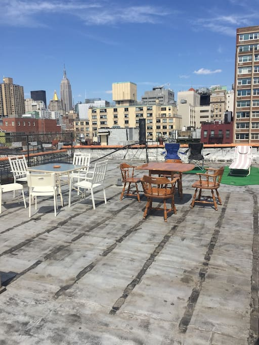 Roof Top Area