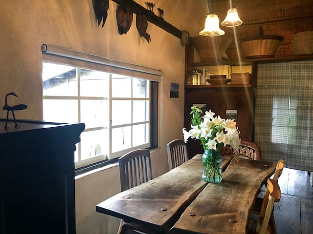 SAKURAHOUSE|YONAGUNI 日本最西端与那国島・1棟貸し・古民家