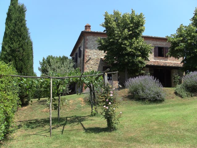 Villa under the sun of toscany - Sinalunga - 一軒家