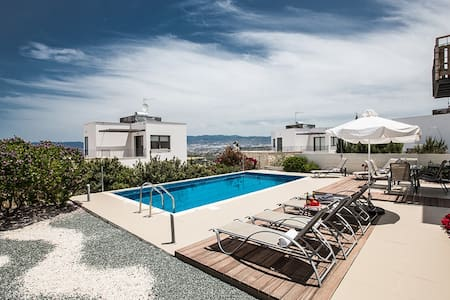 Villa Jenny,Fantastic sea views - Poli Crysochous - Villa