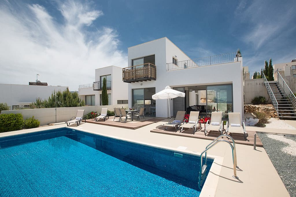 Large modern villa
