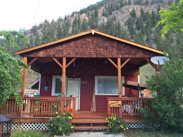 A Cabin in the Similkameen Valley