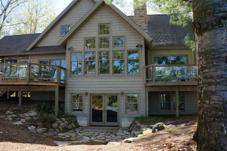 Gorgeous Escape on Lake Dubonnet - Interlochen - Talo