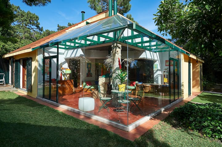 Villa Biggod, giardino mare e golf - Cascais - Villa