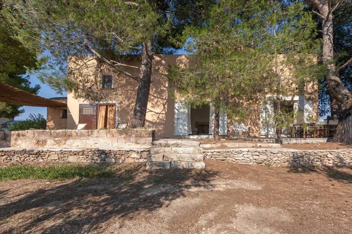 Casa dei Pini, Country house 3km by Gallipoli sea
