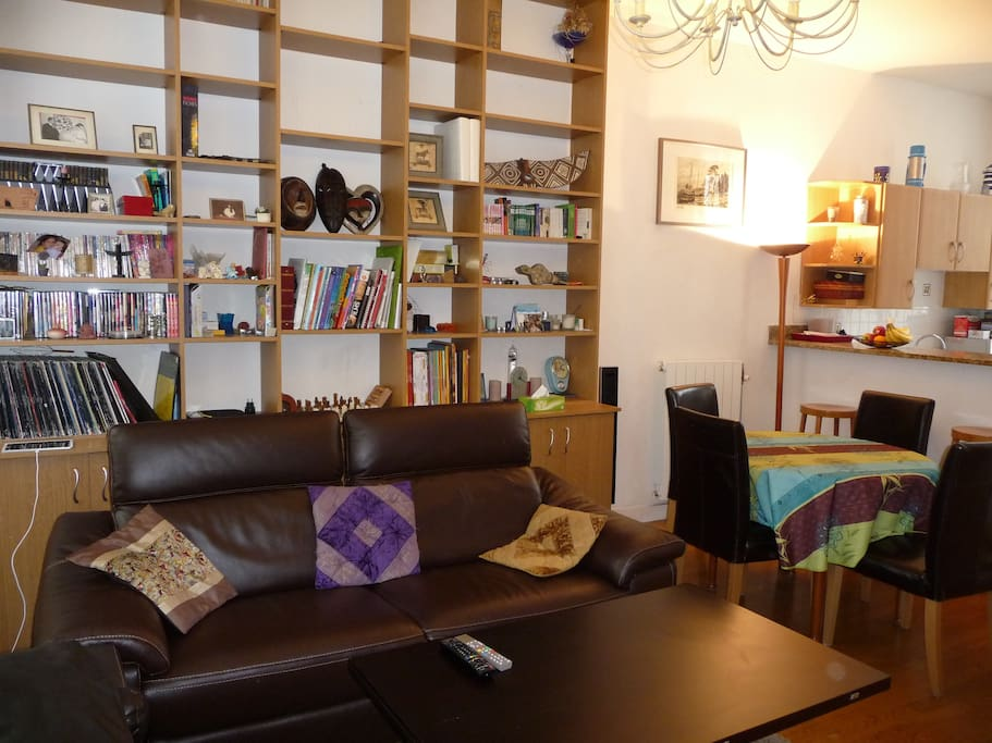 Living room (3/5) 26sqm (relaxing electric sofa)
