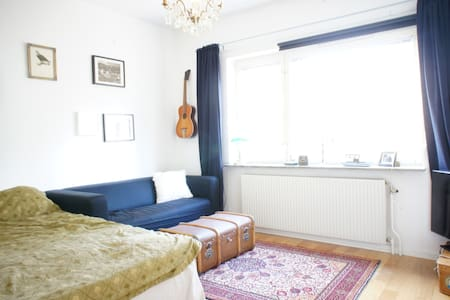 Cozy one-room apartment, Hägersten - Stockholm