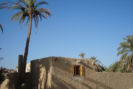 Peaceful desert home in Siwa Oasis - Siwa Oasis - Dům