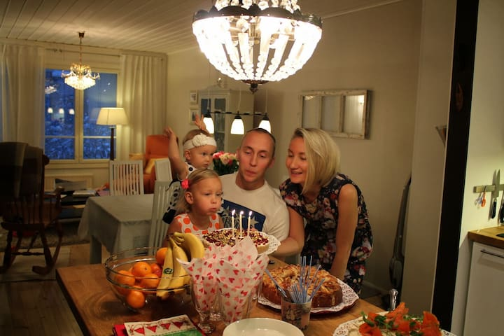 Lehtikuusikko - Kuopio - Apartamento